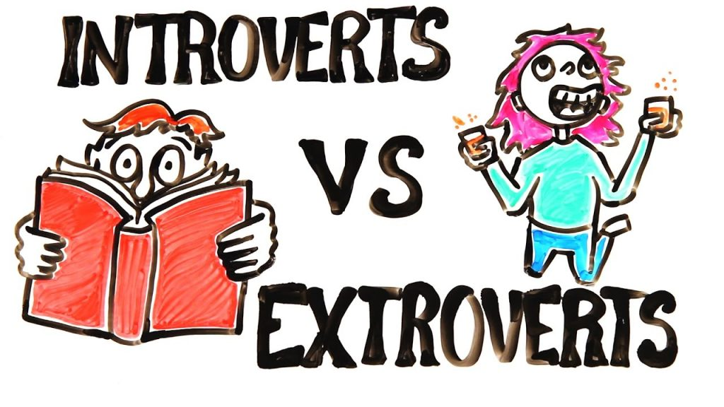introverts and extroverts